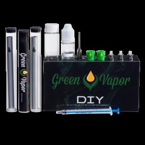 DIY KIT | CBD Tincture Oil & Products Supplier | Green Vapor USA