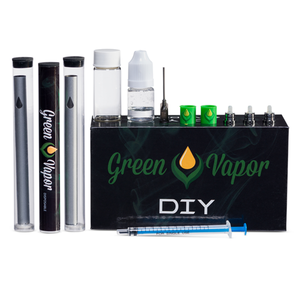 DIY KIT | CBD Tincture Oil & Products Supplier | Green Vapor USA
